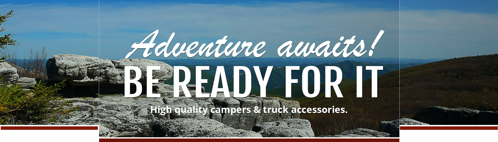 Fort Ashby Camping Sales